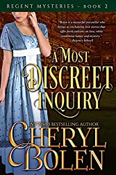 A Most Discreet Inquiry (The Regent Mysteries Book 2)