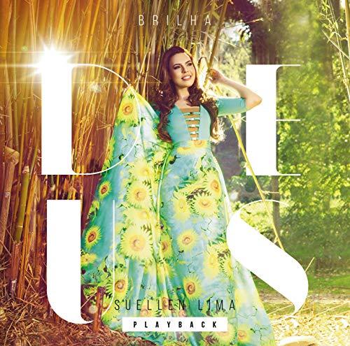 Suellen Lima - Brilha Deus (Playback) (Gospel) [CD]