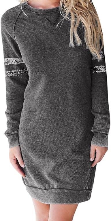 Robe Mini Robe Crayon Electri Imprime Sweatshirt Mini Dress Femme Velours Robe Pull Pas Cher A La Mode Hiver Chaud Grande Taille Marque Robe Pull Amazon Fr Vetements Et Accessoires