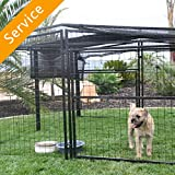 Outdoor Kennel Assembly