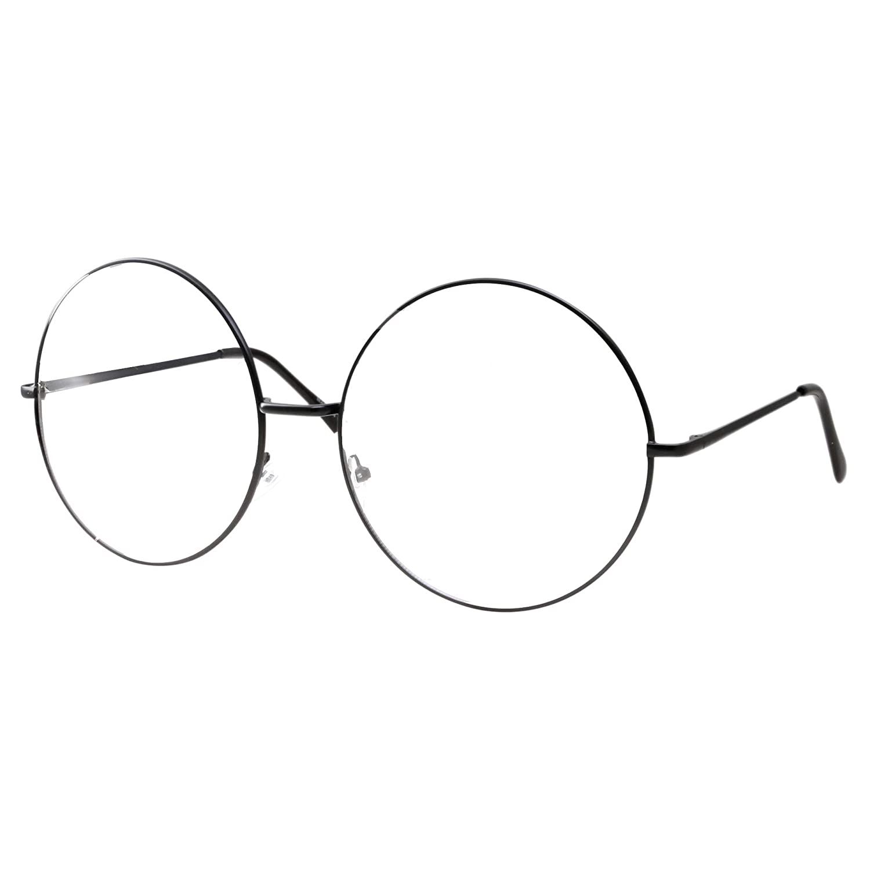 grinderPUNCH XXL Super Oversized Fashion Glasses Round