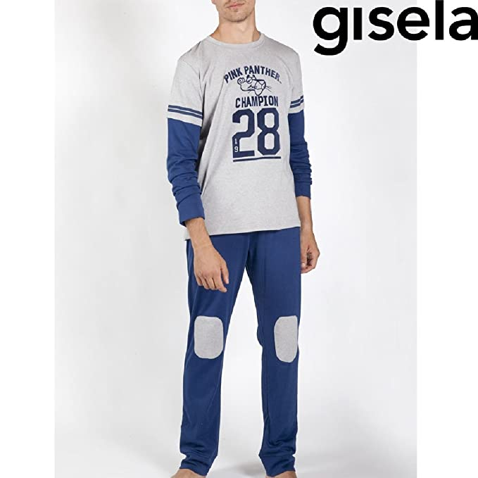 Pijama PANTERA ROSA Hombre GISELA (XL)