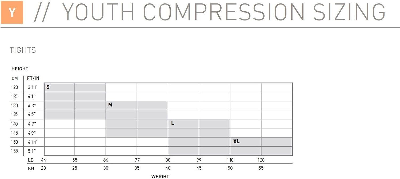 2XU Boys Compression tights