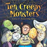 img - for Ten Creepy Monsters book / textbook / text book