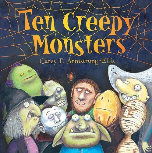 Ten Creepy Monsters - Creepy Monster
