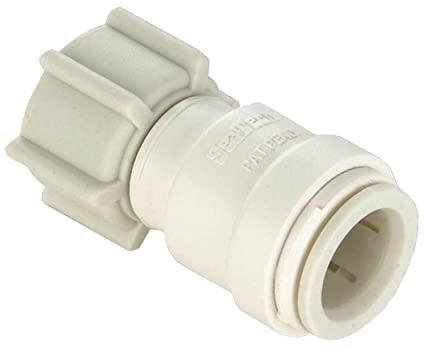 Watts P 615 Quick Connect Female Adapter 1 2 Inch Cts X 1 2 Inch