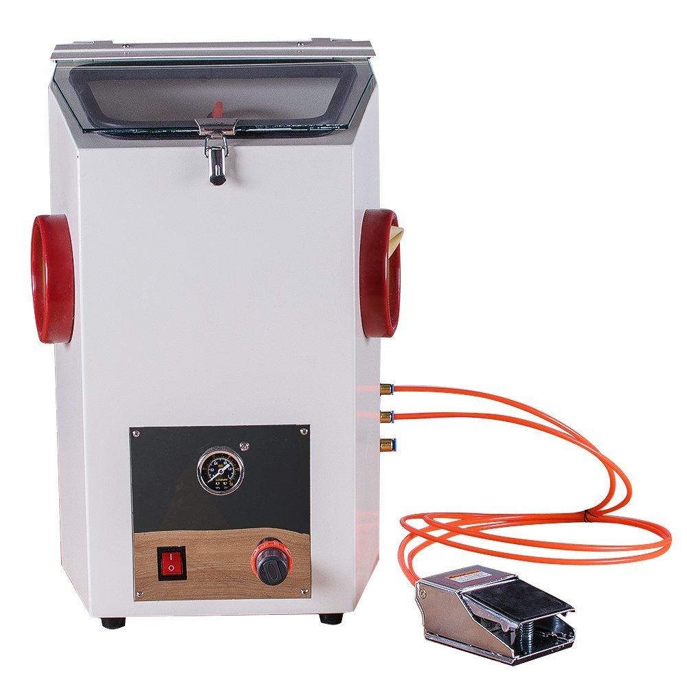Dental Instruments Recyclable Sandblaster For Dental Lab Equipment