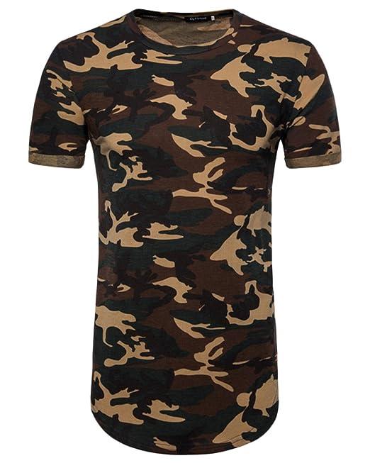 Transpirable T Estilo Camuflaje es Deporte Hombre Militar Camiseta Corta Ropa  Y Manga Accesorios Shirts De Amazon Tops TxHvCq5w b19c736340bca