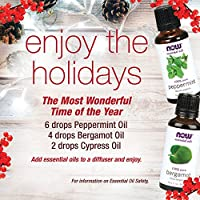 NOW Foods Essential Oils Peppermint -- 4 fl oz