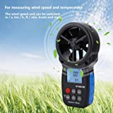 Digital Anemometer, 866B-WM Handheld Portable