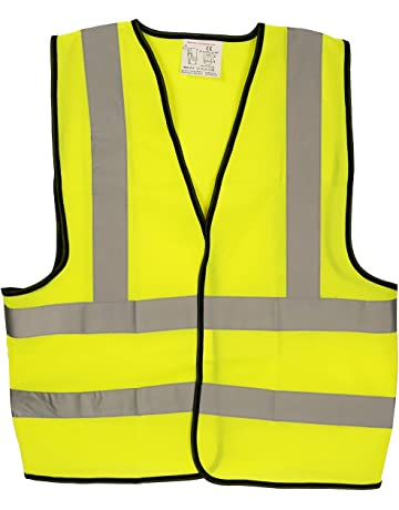 4d2b37d9c6 AA High Visibility Vest for safety and emergencies - Yellow
