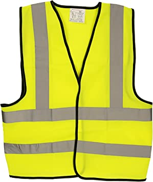 High vis viz jacket reflective Emergency car breakdown