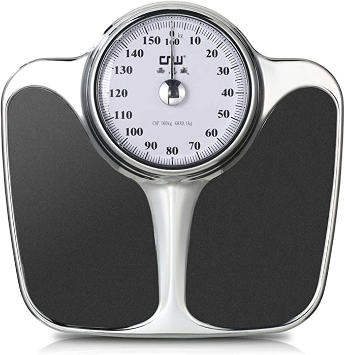 700lb//320kg Capacity Large No-Slip Surface My Weigh SCMXL700T Talking Bathroom Scale Easy to Read Display with Focus Rechargeable AA Battery Pack