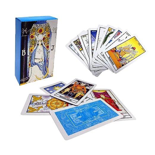 Tarot Deck Tarot Ruso, Radiant Rider Wait Tarot Cards Juego De ...