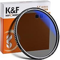 K&F Concept 55MM CPL Filter Ultra Slim Japan Optics Multi Coated Circular Polarizer Polarized Lens Filter