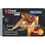 Ticket Compliments Premium Gift Card
