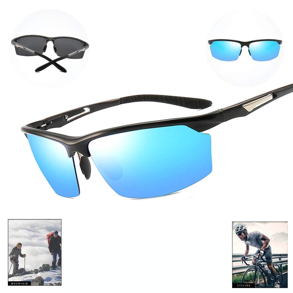 DASGF Gafas de Sol Polarizadas Caliente Moda Irrompible ...