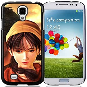 Beautiful Designed Cover Case With Shenmue Ryo Hazuki Art Characters For Samsung Galaxy S4 I9500 i337 M919 i545 r970 l720 Phone Case