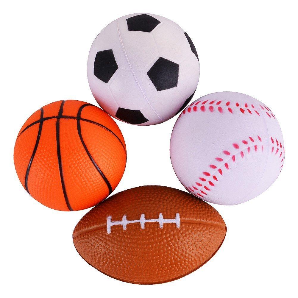 ferbixo Mini suave PU pelotas de deportes (fútbol, balón de fútbol ...