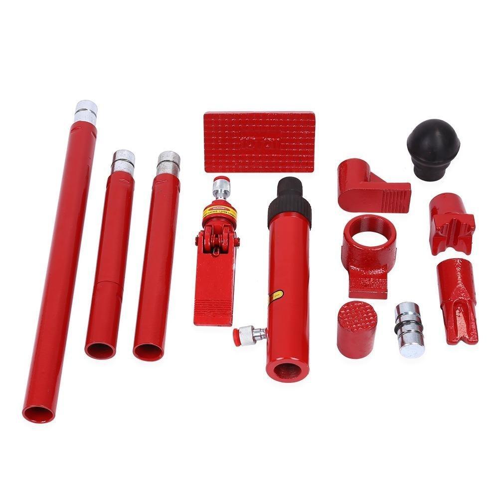 Profi Set von 10 Tonne Wagenheber Kit Werkzeuge für Reparatur von ...