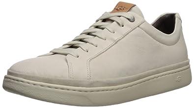 UGG Brecken Men s Cali Lace Low Leather Sneaker 0c4d3395933