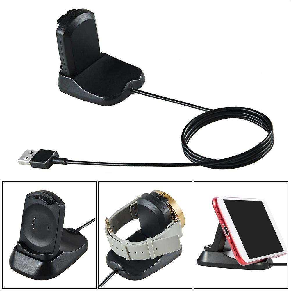 2 in1 Cargador USB para Misfit Vapor Smartwatch portátil cargador ...