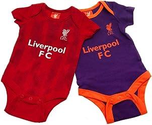 6374ac49c Brecrest Liverpool Bodysuits 2018/19 (Baby)-3-6 Months
