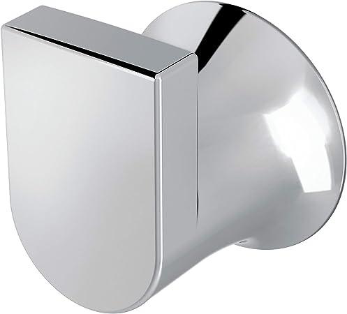 Bathroom Bath Single Towel Bar Rack Holder Wall Mount Chrome 18 in MOEN BH3818CH