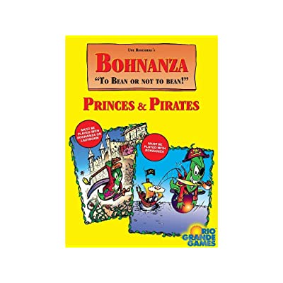 Bohnanza Princes and Pirates Game: Toys & Games