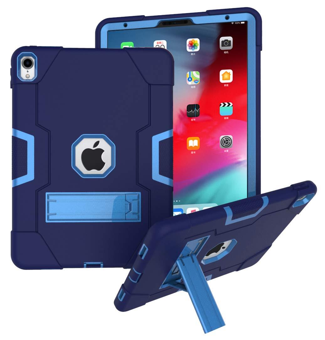 新しく着き iPad B07L4SB5Q2 Pro 11インチケース 頑丈なキックスタンドシリーズ 耐衝撃性 Apple 高耐久 ハイブリッド 3層アーマーディフェンダー ブルー キッズ用保護ケースカバー Apple iPad Pro 11インチ用 2018年発売 ブルー CSR-US-265-B ブルー B07L4SB5Q2, 中古パソコン パソコレ:a942af4d --- a0267596.xsph.ru