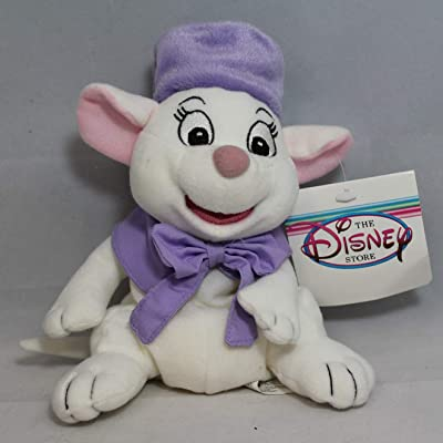 Disney the Rescuers Bianca Bean Bag Toy: Toys & Games