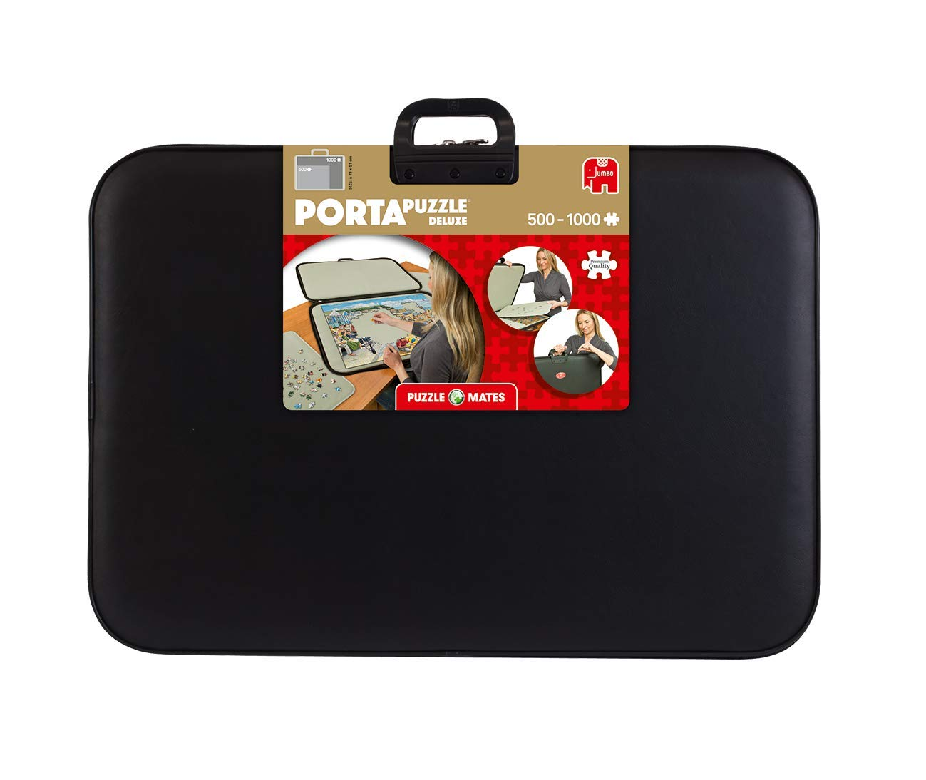 Portapuzzle Deluxe 1000 (Jigsaw Puzzle Accessory) by Jumbo