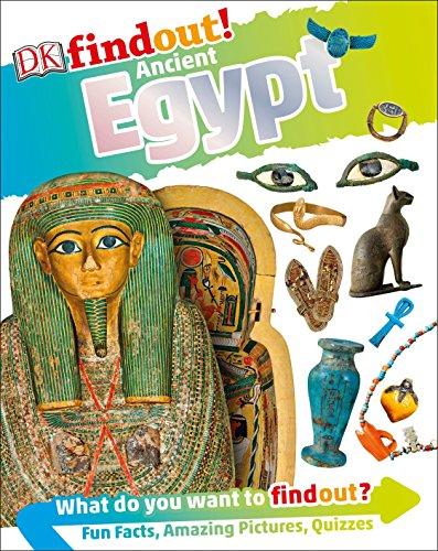 - DKfindout! Ancient Egypt