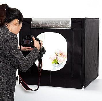 Fotozelt Mit Beleuchtung   Fotografie Studio Fotostudio Box Faltbare Professionelle Foto Zelt