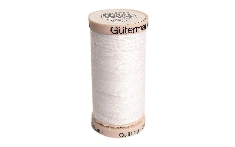 Gutermann Quilting Thread 220 Yards-Light Fern