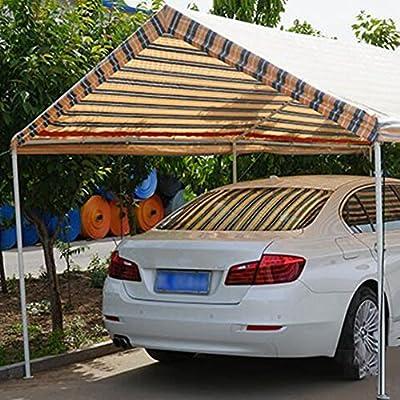 YANZHEN Lona De Protección Impermeable Tarea Pesada Impermeable Protector Solar Raya Aislamiento Invernadero Suculentas Tela De Plastico (Color, Tamaño : 8 x 8m): Amazon.es: Hogar