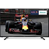 Hisense 40 - Inch Widescreen 4K Smart LED TV with Freeview HD