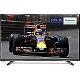 "Hisense H50M3300 50"" 4K Ultra HD Smart TV Wi-Fi Black LED TV - LED TVs (126 cm (50""), 4K Ultra HD, 3840 x 2160 pixels, Smart Motion Rate (SMR), Flat, 16:9)"
