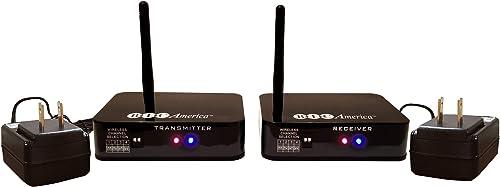 BIC America WTR-Sys Wireless Transmitter/Receiver Kit