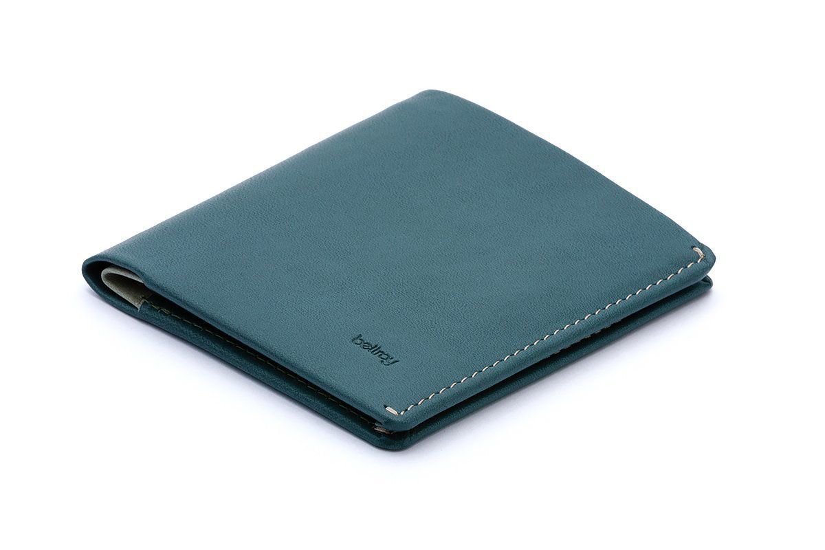 Bellroyベルロイ Note Sleeve、スリムレザーウォレット、RFID版あり(11枚までのカードと現金) B01F8EDDGU Teal Teal