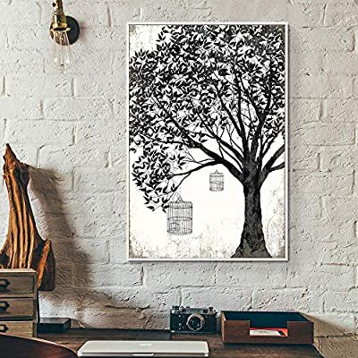 Lovely Design, Floating Framed for Living Room Bedroom for, With a Professional Touch