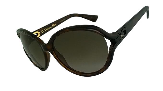 f4796d2fa06 Christian Dior Diorelle 2 100% Authentic Women s Sunglasses Havana ...