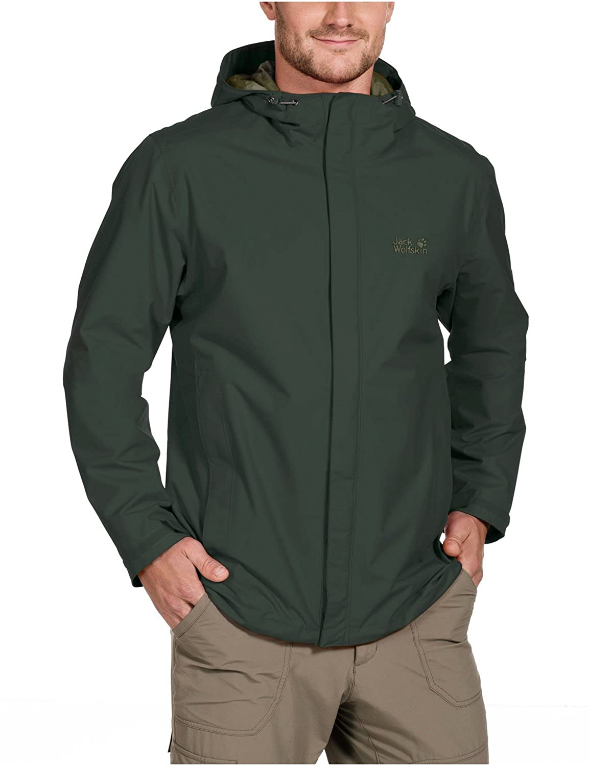 Jack Wolfskin Laconic Texapore JKT Men's Jacket for protecting you against the elements
