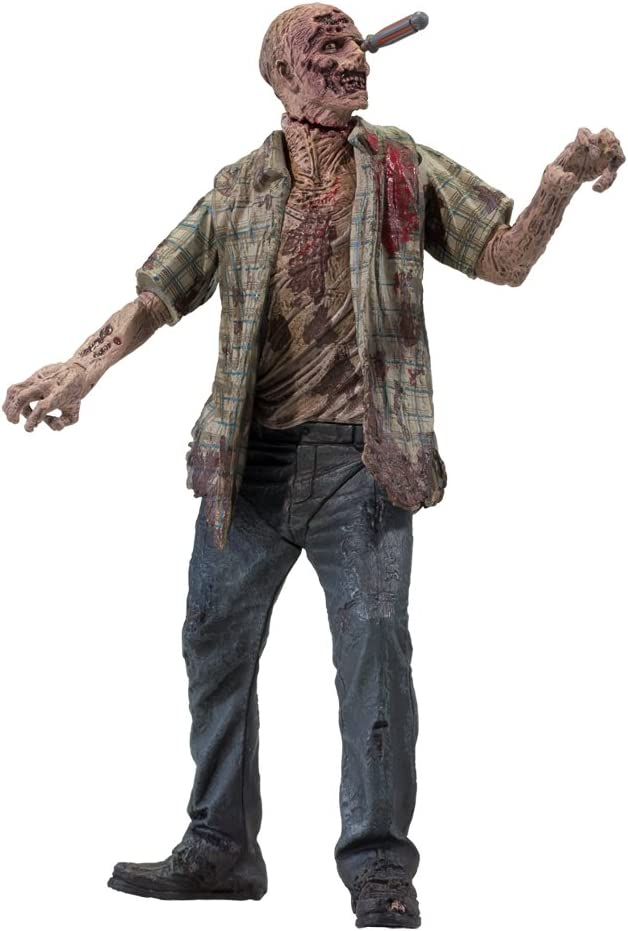 Shane Walsh The Walking Dead Horror Zombie TV Serie 5 AMC Action Figur McFarlane