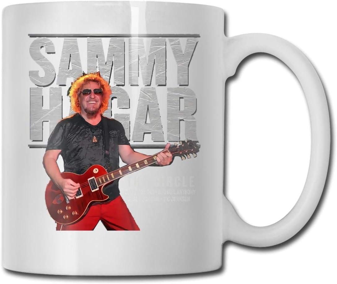 Amazon Com Sammy Hagar Summer Tour 2019 Coffee Mug Ceramic Cup 11 Oz Gift For Men Women Who Love Mugs Kitchen Dining