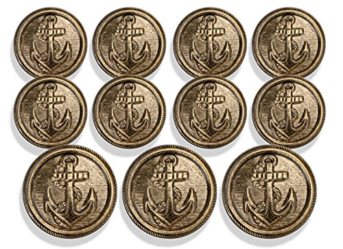 metalblazerbuttonscom-brand-antique-gold-finished-naval-anchor-on-lines-metal-blazer-button-set-11-b