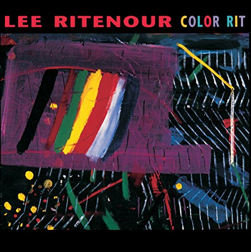 CD : Lee Ritenour - Color Rit (CD)