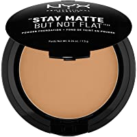 NYX PROFESSIONAL MAKEUP Stay Matte But Not Flat Powder Foundation, Cinnamon Spice