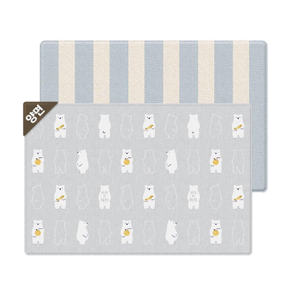 【レビューで送料無料】 Parklon Baby Parklon Playmats Double Sided プレイマット Design プレイマット Sided 両面デザイン [海外並行輸入品] B07DDMJRQ2, 文房具屋フジオカ文具e-stationery:fd26e968 --- impavidostudio.com