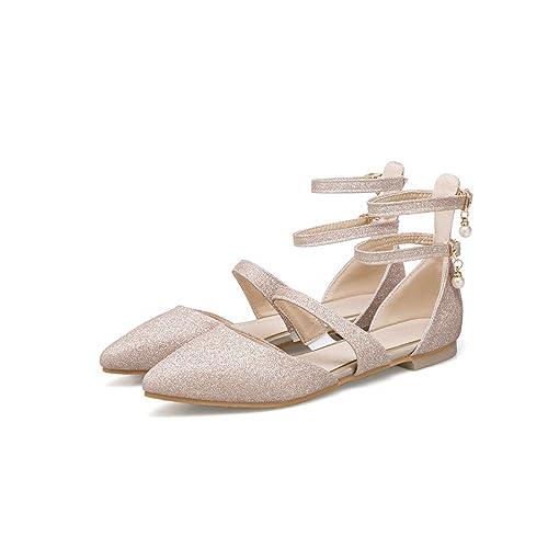 SandaliAmazon Borse Piatto Informale Tacco Qin amp;x Donna itScarpe E EWH29IYD